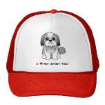 Amo mi gorra de Shih Tzu