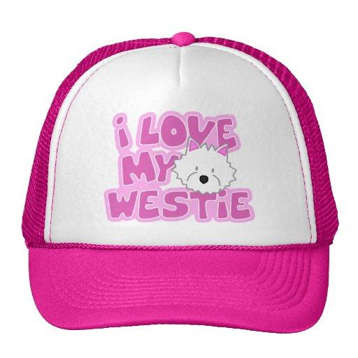 Amo mi gorra de Westie