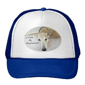 Amo mi gorra del galgo