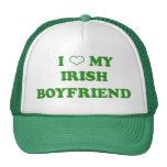 Amo mi gorra irlandés del novio