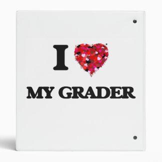 """Amo mi graduador carpeta 1"""""""