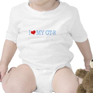 Amo mi GTR - azul Camisetas