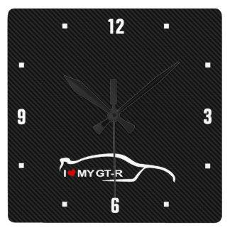 Amo mi GTR Reloj
