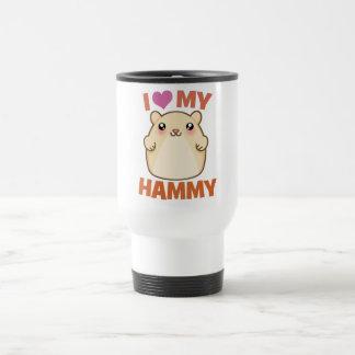 Amo mi Hammy Tazas