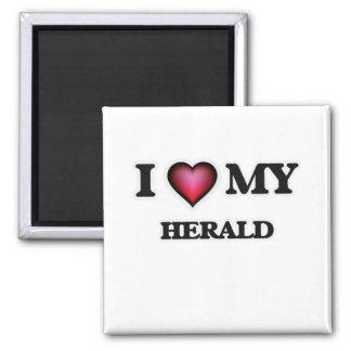 Amo mi Herald Imán Cuadrado