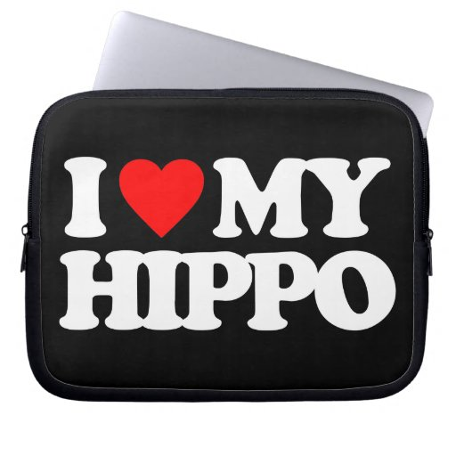 AMO MI HIPOPÓTAMO MANGA PORTÁTIL