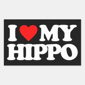 AMO MI HIPOPÓTAMO RECTANGULAR ALTAVOCES