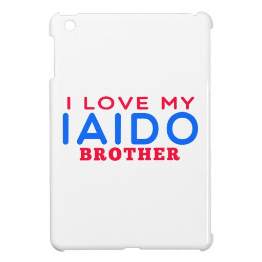 Amo mi Iaido Brother