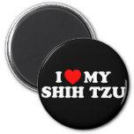 Amo mi imán de Shih Tzu