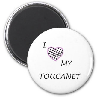 Amo mi imán de Toucanet