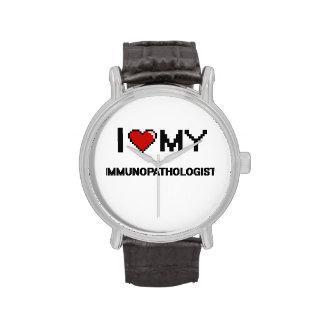 Amo mi Immunopathologist Reloj