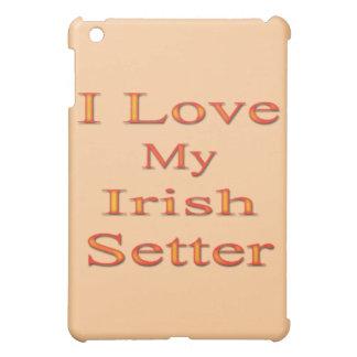 Amo mi Irish Setter