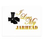 Amo mi Jarhead 4 Postal