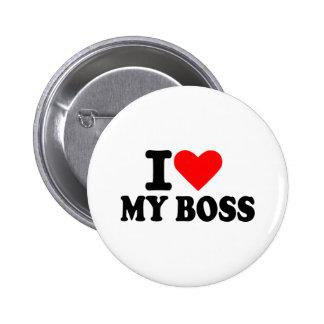 Amo mi jefe pins