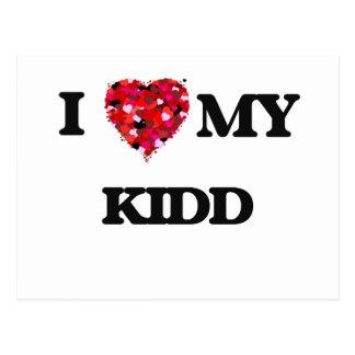 Amo MI Kidd Postales