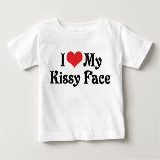 Amo mi Kissy hago frente Playera