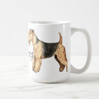 Amo mi Lakeland Terrier Taza Clásica