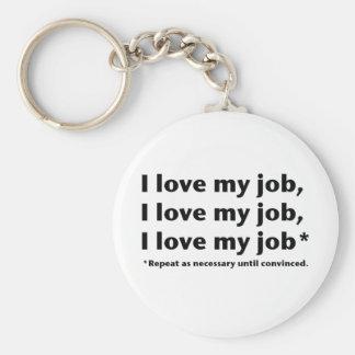 Amo mi llavero de Job*