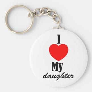 Amo mi llavero de la hija