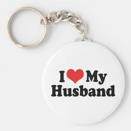 Amo mi llavero del marido