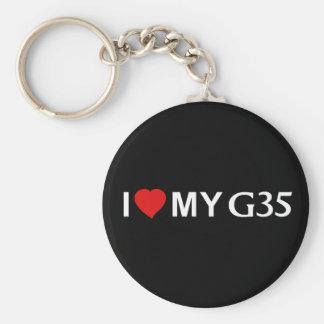 Amo mi llavero G35