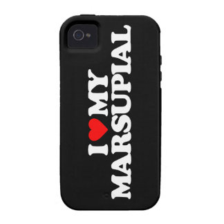 AMO MI MARSUPIAL Case-Mate iPhone 4 CARCASA