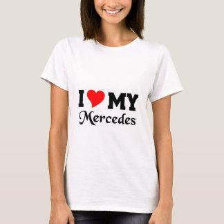 Amo mi Mercedes Playera