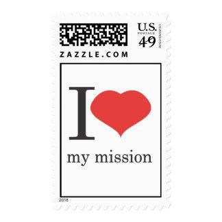 amo mi misión envio