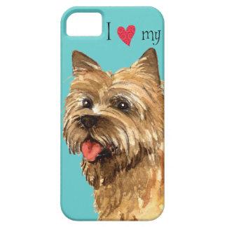 Amo mi mojón Terrier iPhone 5 Case-Mate Protectores