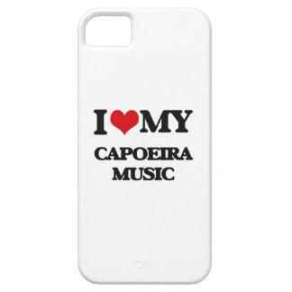 Amo mi MÚSICA de CAPOEIRA iPhone 5 Fundas