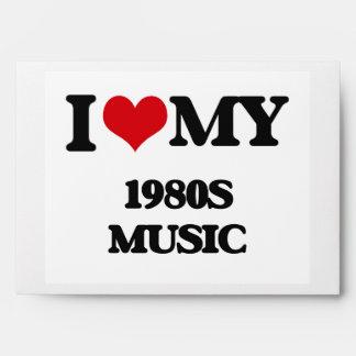 Amo mi MÚSICA de los años 80
