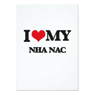 Amo mi NAC de NHA Comunicado Personalizado