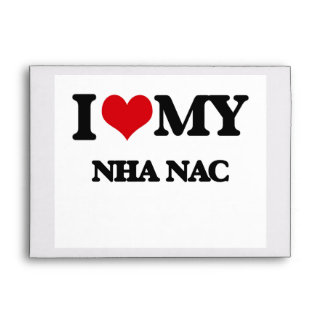 Amo mi NAC de NHA