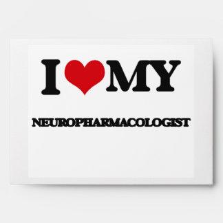 Amo mi Neuropharmacologist Sobre