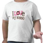 Amo mi Nonno Camiseta