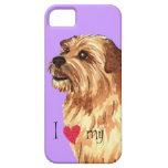 Amo mi Norfolk Terrier iPhone 5 Case-Mate Protector