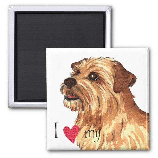 Amo mi Norfolk Terrier Iman