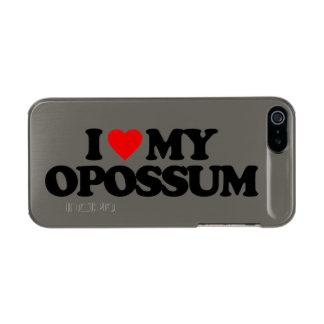 AMO MI OPOSUM FUNDA PARA iPhone 5 INCIPIO FEATHER SHINE