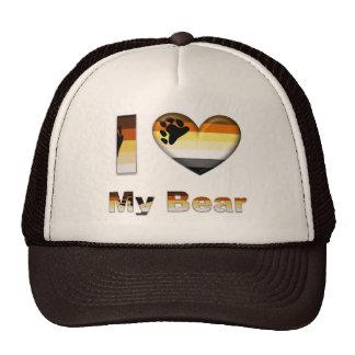 Amo mi oso/Cub Gorro