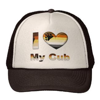 Amo mi oso/Cub Gorras