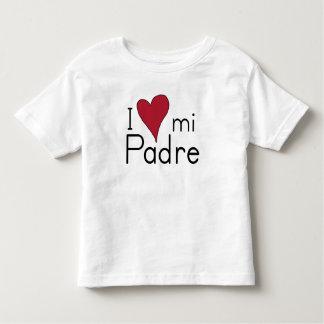 Amo mi Padre Camiseta
