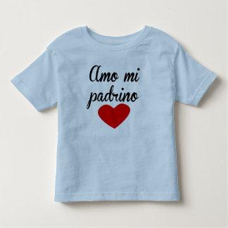 Amo MI Padrino T Shirts