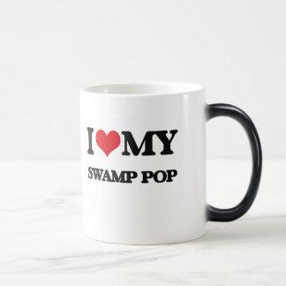 Amo mi PANTANO POP Taza Mágica