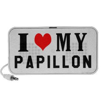 Amo mi Papillon Altavoces