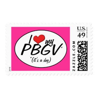 Amo mi PBGV es un perro