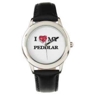 Amo mi Peddlar Relojes