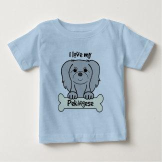 Amo mi Pekingese Camisas
