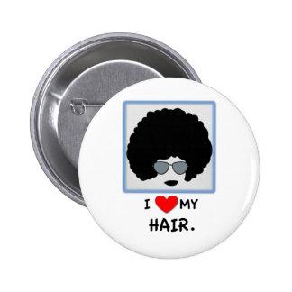 Amo mi pelo - Afro Pins
