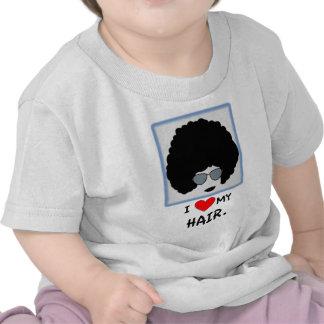 Amo mi pelo - Afro Camisetas
