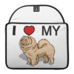 Amo mi perro chino funda macbook pro